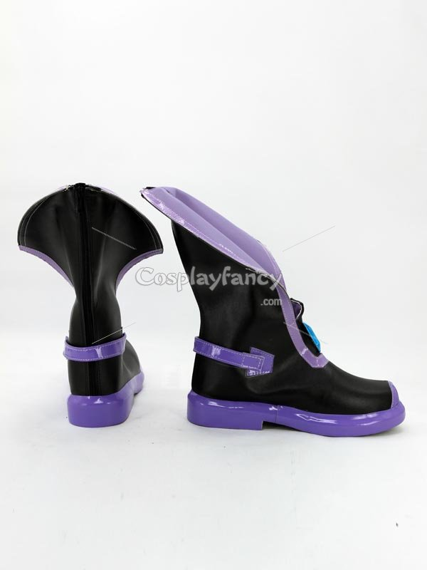 Hot Hyperdimension Neptunia Nepgear Boot Party Shoes Cosplay Boots Custom-made