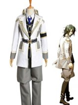 Kamigami no Asobi Hades Aidoneus School Uniform Cosplay Costume