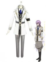 Kamigami no Asobi Tsukito Totsuka School Uniform Cosplay Costume