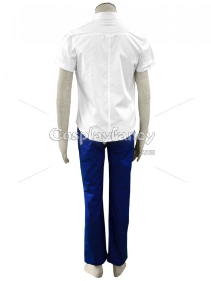 Macross Frontier Mikhail/Michael Blanc Cosplay Costume - Click Image to Close