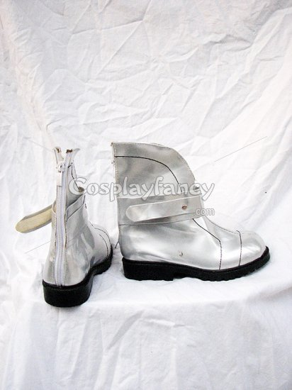 Macross Frontier Sheryl Nome Short Cosplay Boots - Click Image to Close