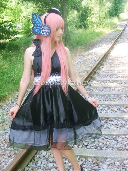 Megurine Luka Suit Magnet Cosplay Costume [HM009] - US$69.68