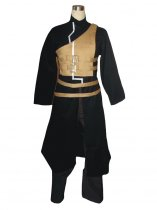 Naruto Cosplay Gaara The Kazekage Uniform Cosplay Costume