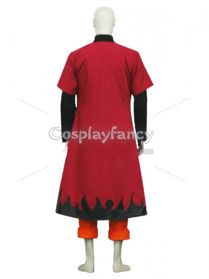 Naruto Cosplay Naruto Uzumaki Sage Cosplay Costume - Click Image to Close