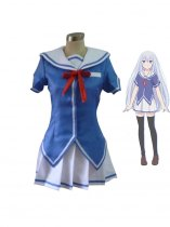 Oreshura Cosplay Masuzu Natsukawa Cosplay School Uniform Cosplay Costuem