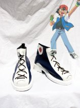 Pokemon Cosplay Ash Ketchum Cosplay Boots
