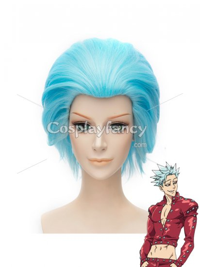 The Seven Deadly Sins Fox/'s Sin of Greed Ban Cosplay Costume!COS