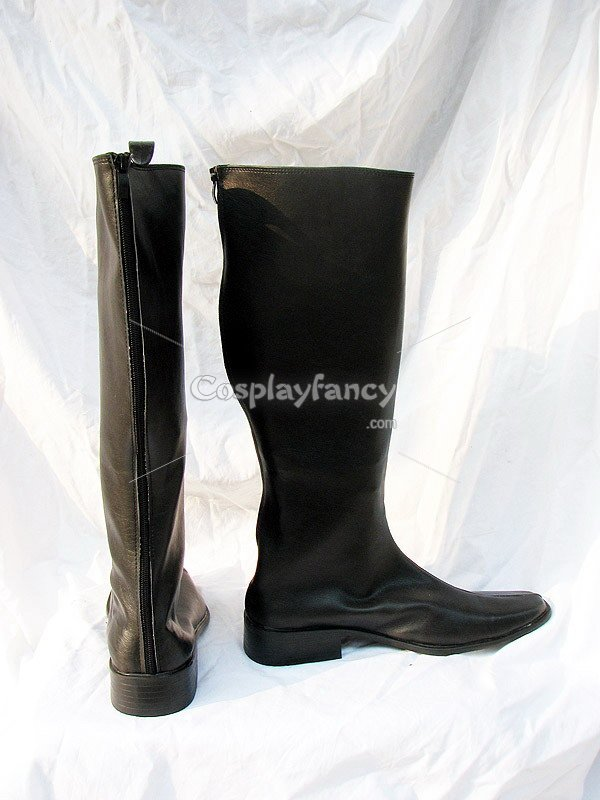 Code Geass The Knight of The Round Table Anya Alstreim Cosplay Boots