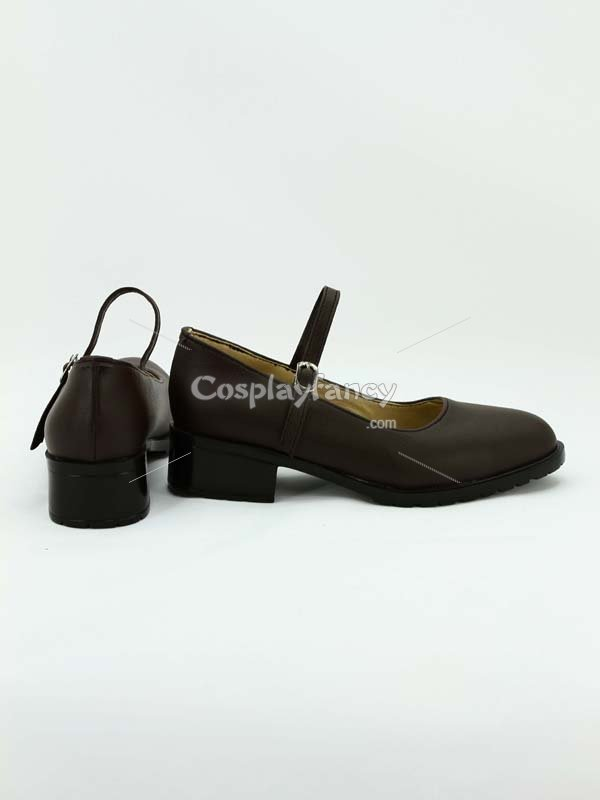 Final Fantasy Type-0 Rem Tokimiya Cosplay Shoes