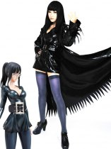 One Piece Cosplay Nico Robin Cool Leather Cosplay Costume