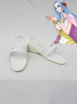 One Piece Princess Nefeltari Vivi Cosplay Show Sandals