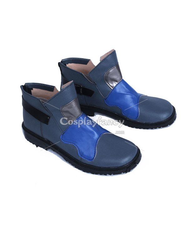 Overwatch Pharah Custom Video Game Cosplay Shoes