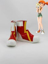 Pokemon Cosplay Misty Cosplay Short Boots