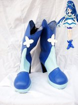 Pretty Cure 5 Cure Aquall Cosplay Boots