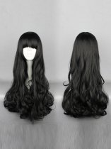 RWBY Black Trailer Blake Belladonna Cosplay Wig