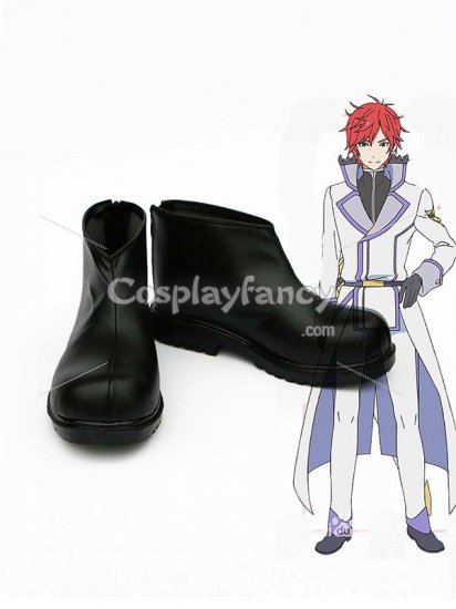 Re:ZERO Starting Life in Another World Reinhard van Astrea Cosplay Shoes Boots Custom Made