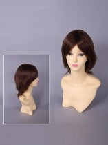 Samurai Warriors Masamune Date Black Cosplay Wig