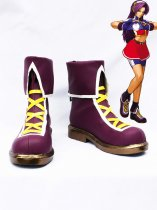 The King of Fighters Cosplay Athena Asamiya 2002 Cosplay Shoes