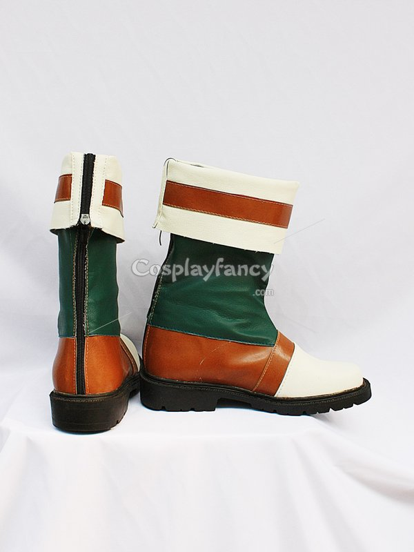 The Legend of Heroes VI Maximilian Seed Cosplay Boots ...
