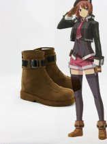 The Legend of Heroes: Zero no Kiseki Noel Seeker Cosplay Boots