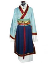 The Story of Saiunkoku Shurei Hong Cosplay Costume