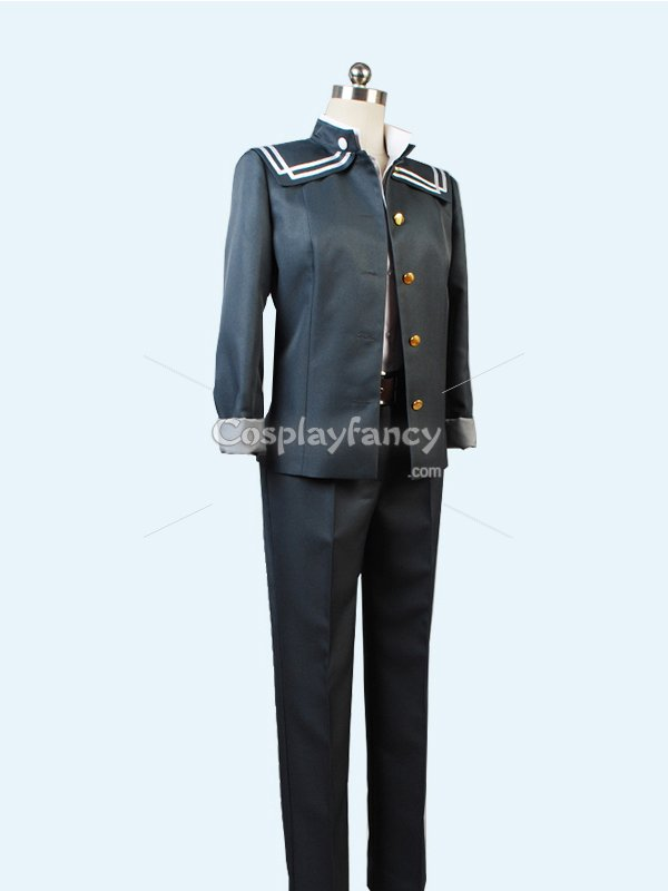 The Testament of Sister New Devil Maria Naruse Uniform Cosplay Costume