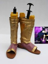 Unlight Vagrant Jead Cosplay Boots