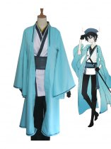 Vocaloid China Zhiyu Moke Chinese Style Cosplay Costume