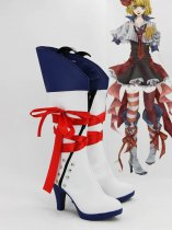 Vocaloid Cosplay Kagamine Rin British Style Cosplay Boots