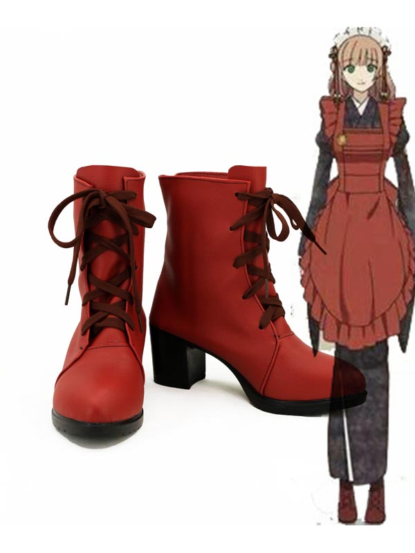 Amnesia Cosplay Heroine Anime Cosplay Boots