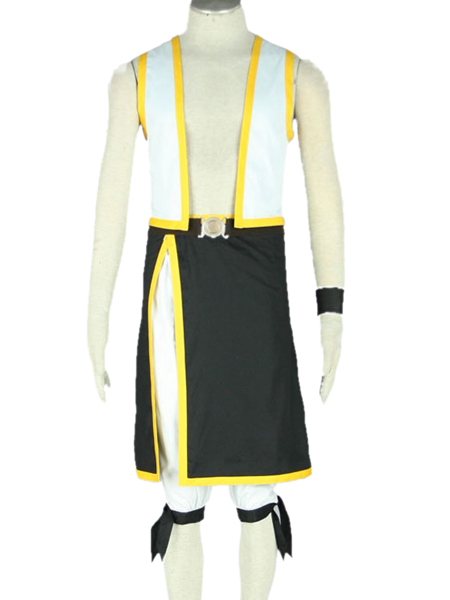 Fairy Tail Cosplay Natsu Dragneel Cosplay Costume 2