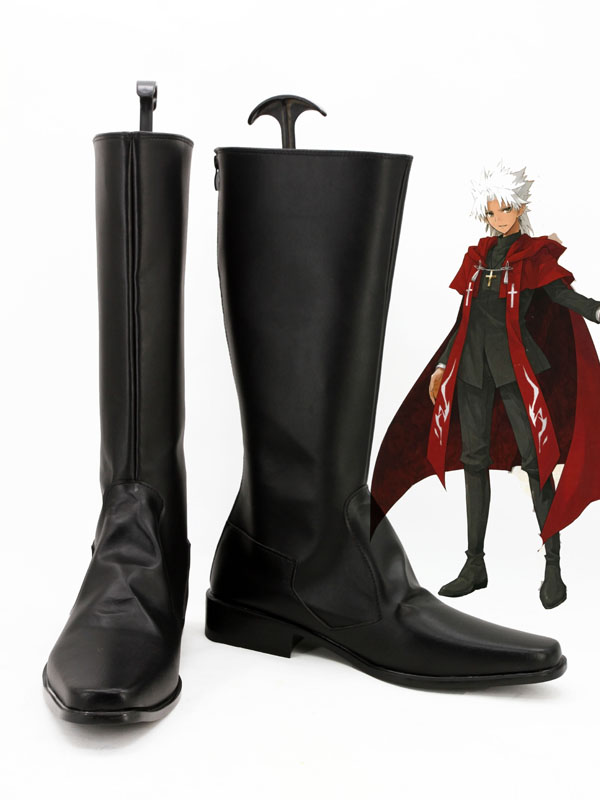 Fate Apocrypha Shirou Kotomine Cosplay Boots