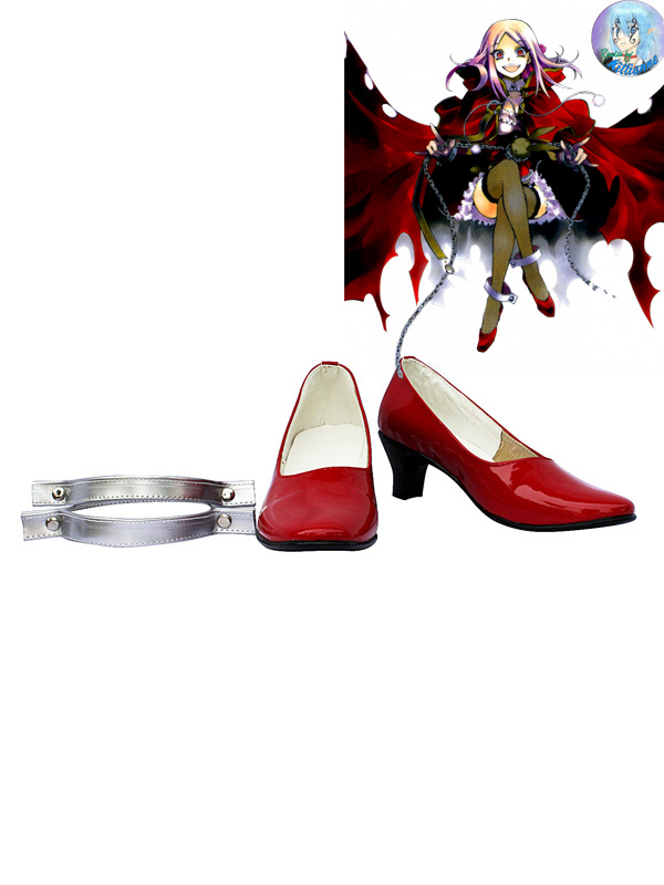 Pandora Hearts Cosplay Boots Gilbert Nightray Cosplay Boots
