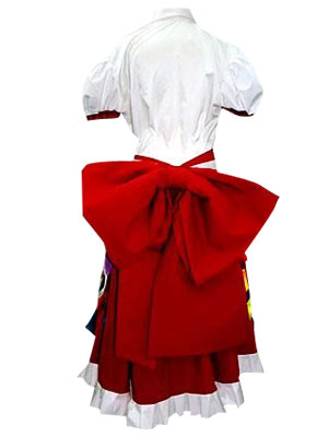 Phantasmagoria Of Dim Dream Tenshi Hinanai Cosplay Costume