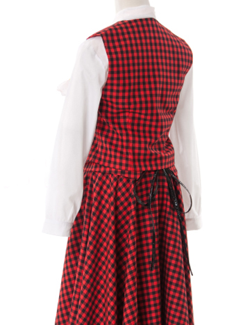 Phantasmagoria Of Dim Dream Yuuka Kazami Cosplay Costume
